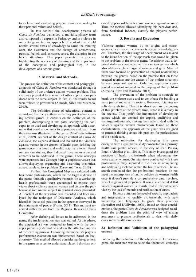 L 1 / p 28  Colloque Serious Games et Outils de simulation  Pour une association comme Traces, le pari d'un tel  projet co...
