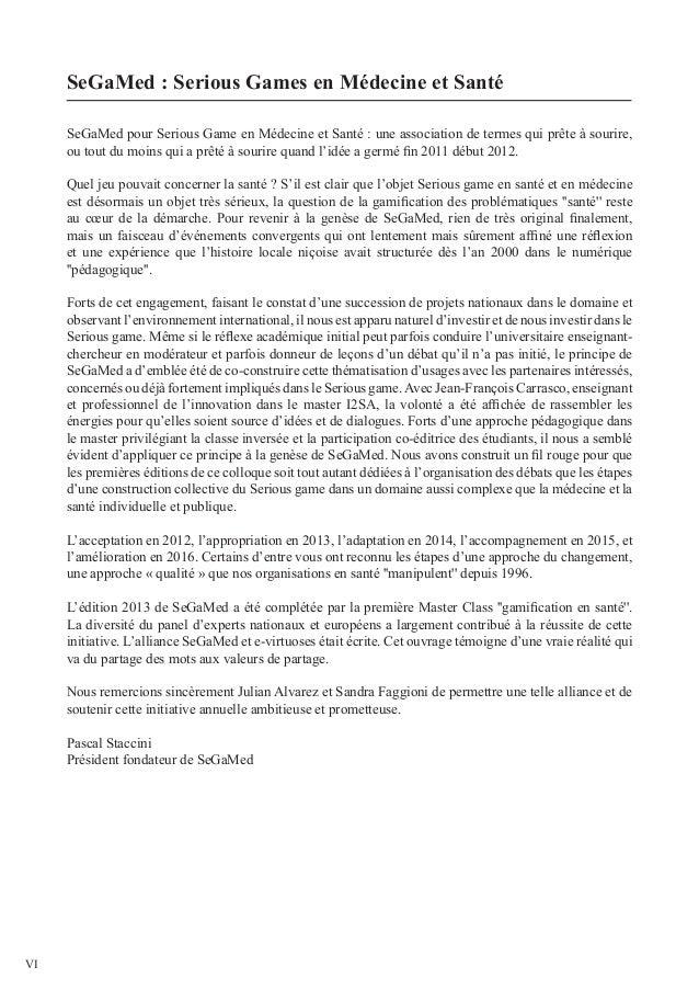 VII  Le LabSTIC : organisateur de SeGaMed  Le labSTIC Santé de la faculté de Médecine de l'Université Nice-Sophia Antipoli...