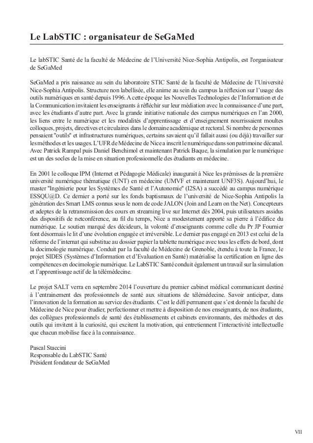 IX  Introduction de Julian Alvarez & Pascal Staccini  Depuis 2002, le Serious game suscite un engouement croissant par les...