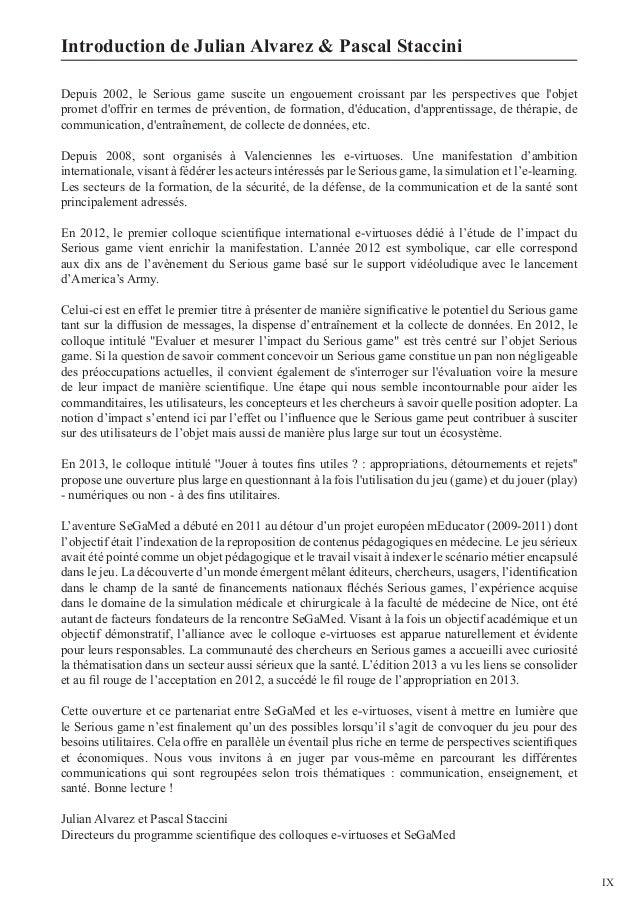 Livret Communication | Sensibilisation  Colloques scientifiques  e-Virtuoses  23 + 24 mai 2012  04 + 05 juin 2013  Organis...
