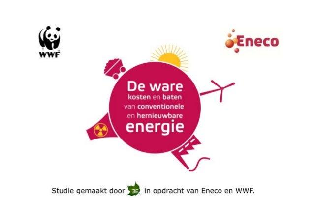 Agenda 2 Kosten & baten van conventionele en hernieuwbare energie • Ondersteuning elektriciteit 1950-2050 • Ondersteuning ...