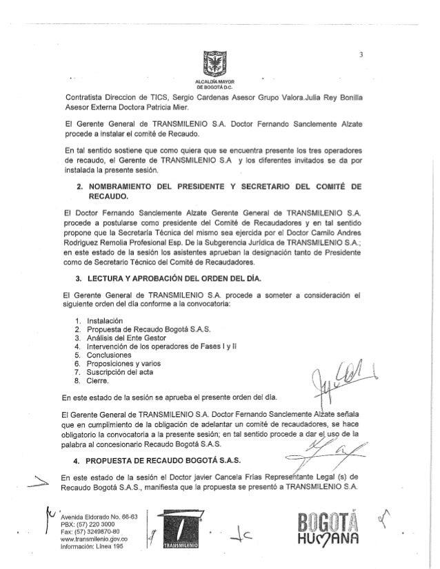 Acuerdo_2014_Unificacion de Medio de Pago