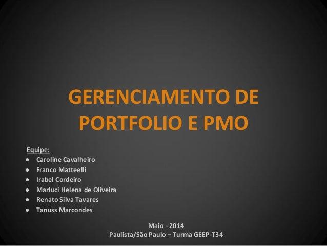 Equipe: ● Caroline Cavalheiro ● Franco Matteelli ● Irabel Cordeiro ● Marluci Helena de Oliveira ● Renato Silva Tavares ● T...