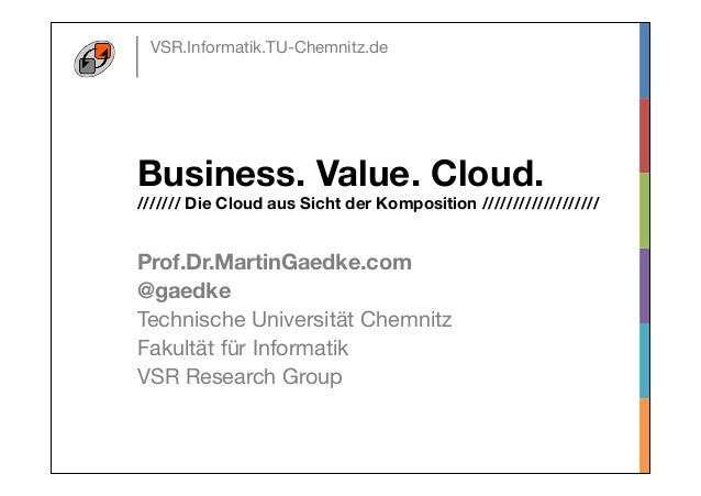VSR.Informatik.TU-Chemnitz.de  GoldenCut  (a/b  ==  1,61803)  GoldenCut     Business. Value. Cloud. /////// D...