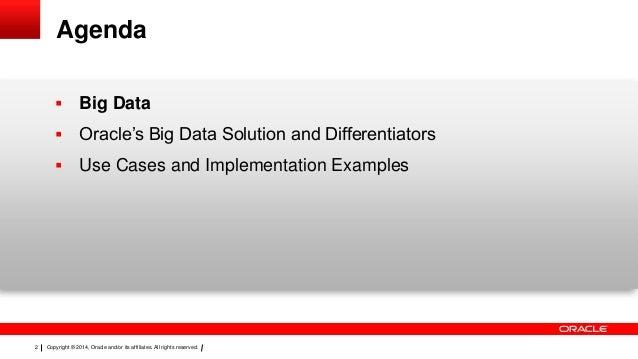 Big Data: Myths and Realities Slide 2