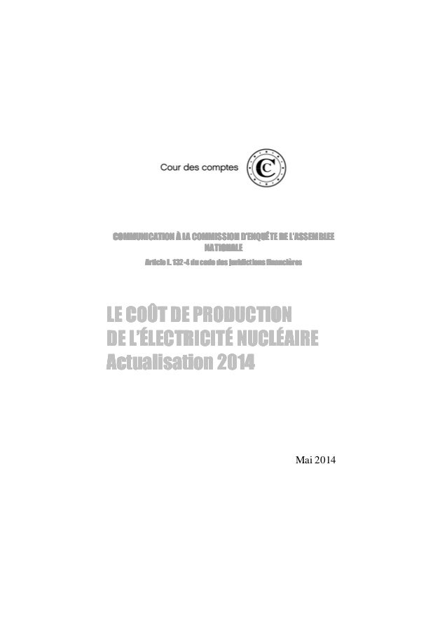 COMMUNICATIONCOMMUNICATIONCOMMUNICATIONCOMMUNICATION ÀÀÀÀ LA COMMISSIONLA COMMISSIONLA COMMISSIONLA COMMISSION D'ENQUÊTE D...