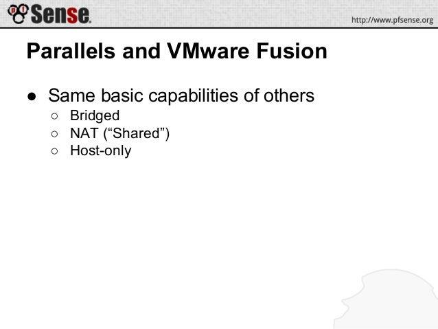 Firewalls and Virtualization - pfSense Hangout June 2014