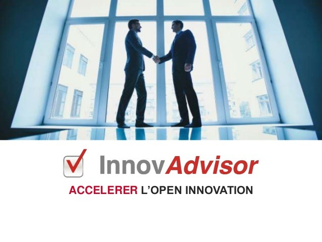 ACCELERER L'OPEN INNOVATION