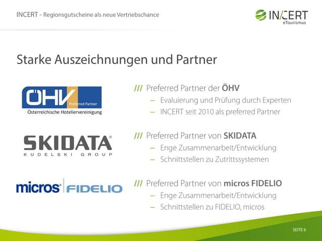 Gutschein-Angebot für Sommer und Winter Durchdachte Benutzerführung