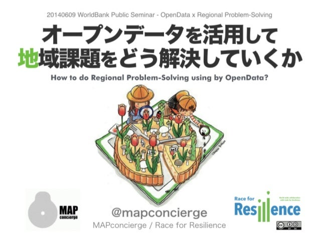 President of MAPconcierge Inc. President of Race for Resilience / Vice-President of OSM Foundation Japan @mapconcierge
