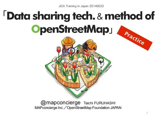 by @mapconcierge, @Tom_G3X and OSM conctibutorshttp://sinsai.info/  @mapconcierge Taichi FURUHASHI MAPconcierge Inc./Open...