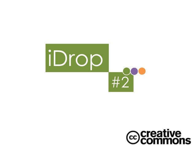 iDrop #2