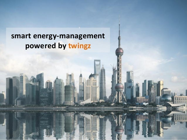 smart  energy-‐management     powered  by  twingz