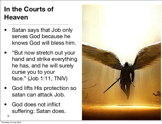 an overview of the book of job and his suffering An introduction to the book of job with an outline  the book of job dennis bratcher overview of the book  with job and angrily tells job that his suffering is.
