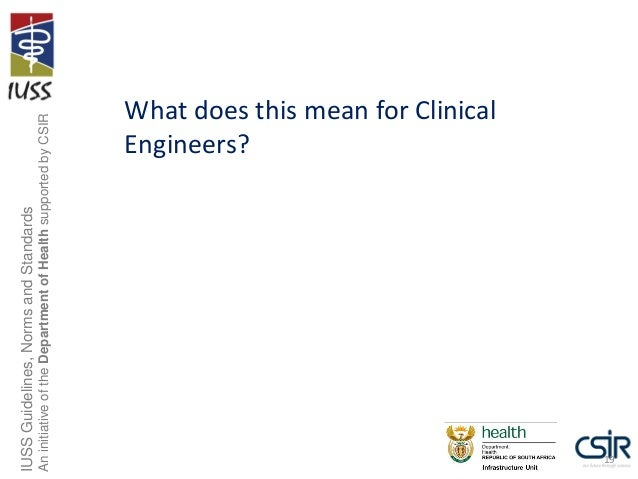 What does clinical implications mean?