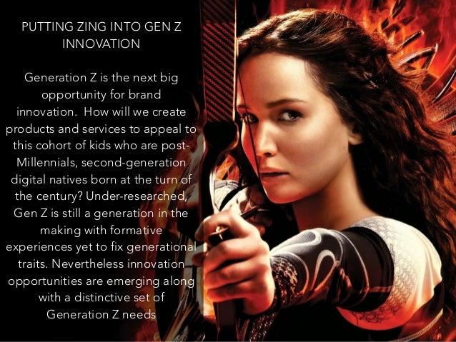 The 'Hunger Games' Generation: 7 insights into 'Gen Z' Slide 2