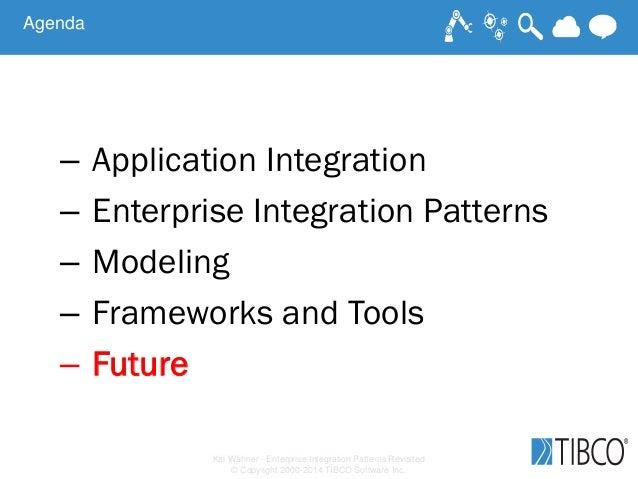 Kai Wähner - Enterprise Integration Patterns Revisited © Copyright 2000-2014 TIBCO Software Inc. – Application Integration...