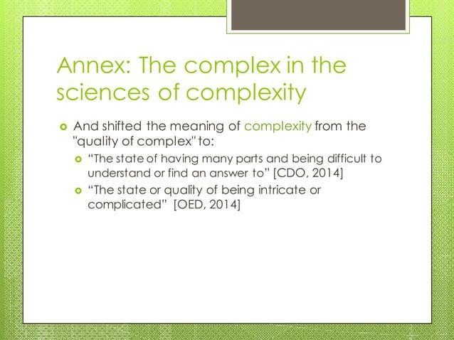 complex: non-linear non-complex : linear  The linearitycriterion constitutesa sufficient condition for determining whethe...
