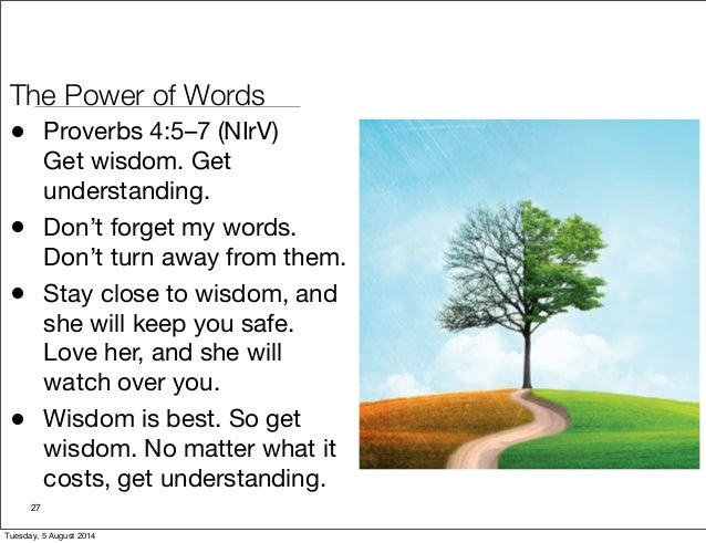 Image result for words of wisdom from the book of proverbs