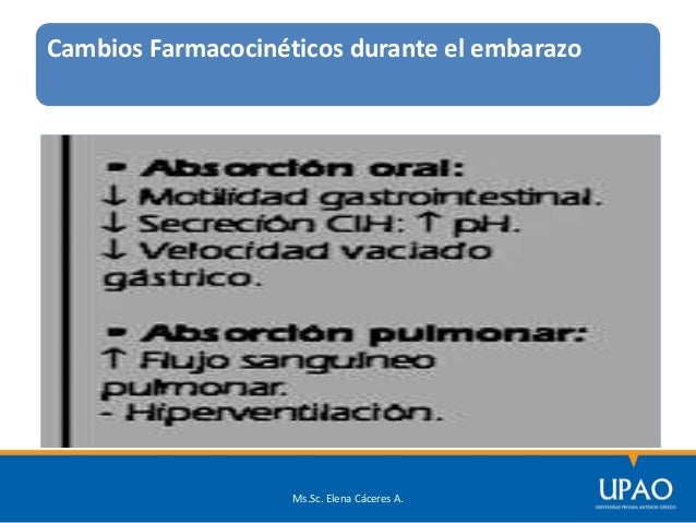 1. Incremento del volumen sanguíneo en un 50% con una falsa anemia dilucional, disminuyendo, en consecuencia, la concentra...