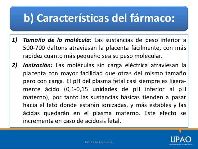 c) Perfusión placentaria La tasa de flujo sanguíneo y umbilical aumenta progresivamente a medida que avanza la gestación. ...