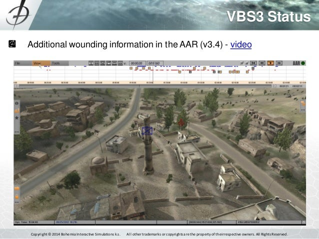 New Developments in VBS3 - GameTech 2014