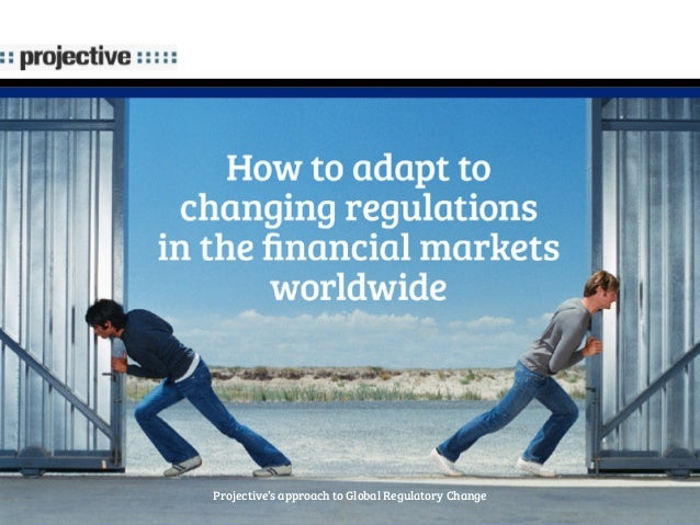 regulations of financial markets and global Financial market regulation and reforms in emerging markets d t  financial market regulation and reforms in  he global financial crisis has necessitated the.