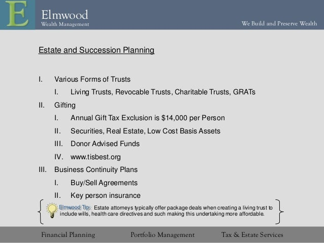 20140916 wealth management for small business owners