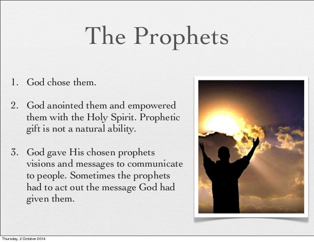 Journey through the bible the prophets of the bible 2 october 2014 8 the prophets negle Image collections