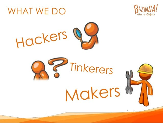 Hacker's and painters Hardware Hacking 101 - 10th Oct 2014 Slide 3