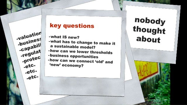 A Journey to Discovering the Real Value and Potential of the Crowd Economy Slide 3
