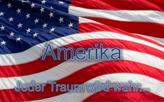 Vortrag über USA