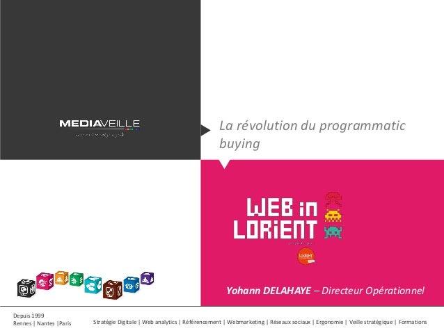 Stratégie Digitale | Web analytics | Référencement | Webmarketing | Réseaux sociaux | Ergonomie | Veille stratégique | For...