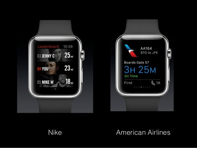 Nike American Airlines