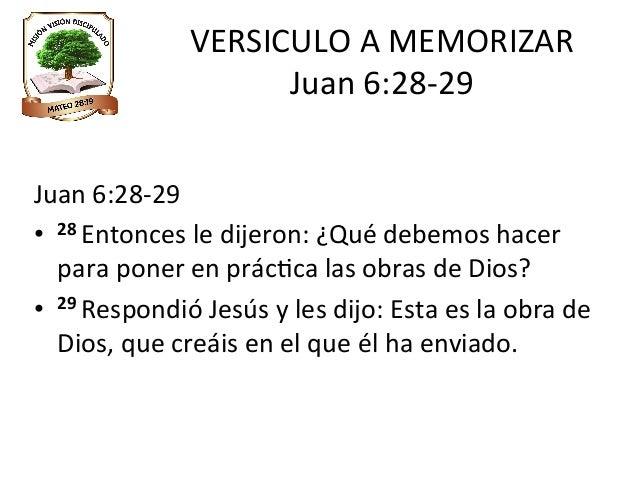 Resultado de imagen para Juan 6,28-29