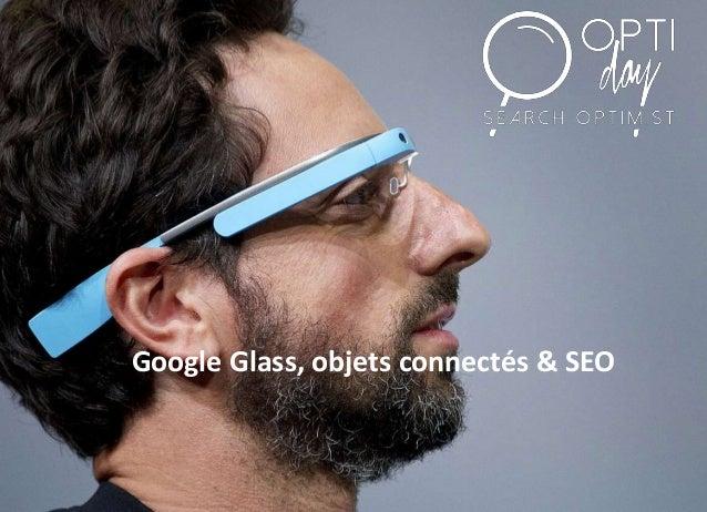 Google Glass, objets connectés & SEO