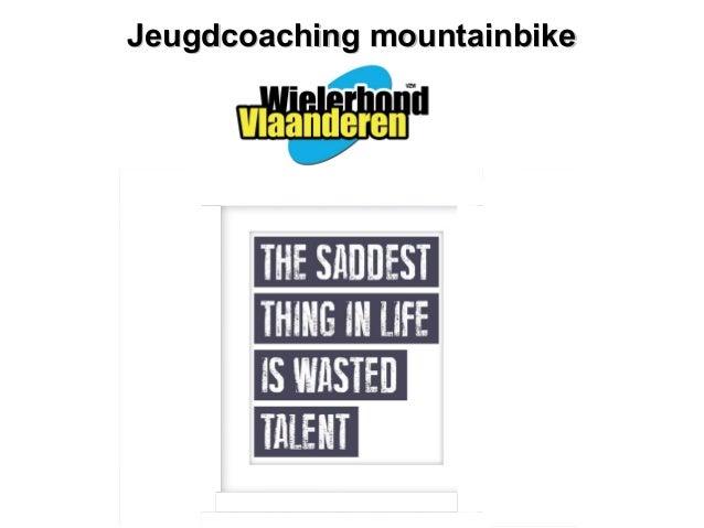Jeugdcoaching mountainbikeJeugdcoaching mountainbike