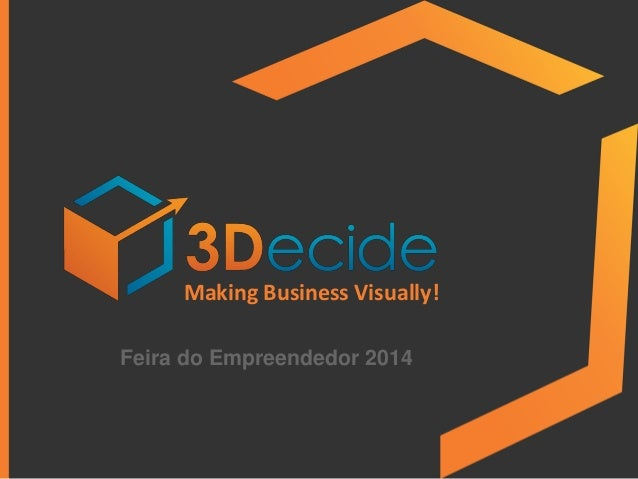 Making Business Visually!  Feira do Empreendedor 2014