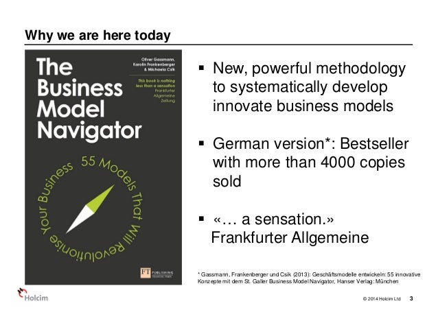55 Business Models to Revolutionize your Business by Michaela Csik Slide 3