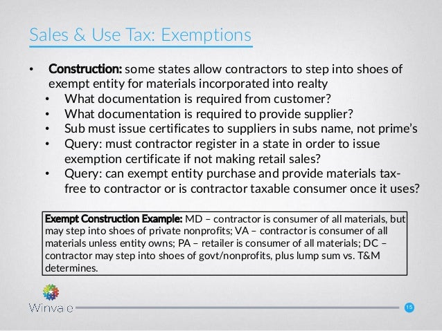 Think Your Sales to Government Are Exempt from Sales Tax? You May Nee…