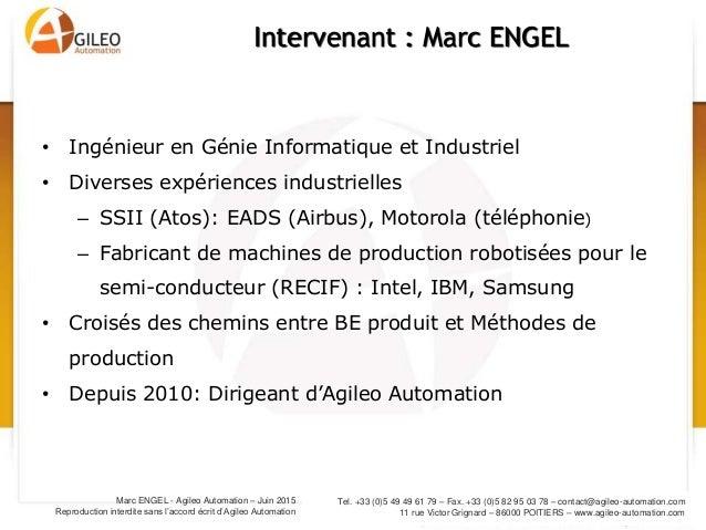 Industrie 4.0: l'usine du futur Slide 3