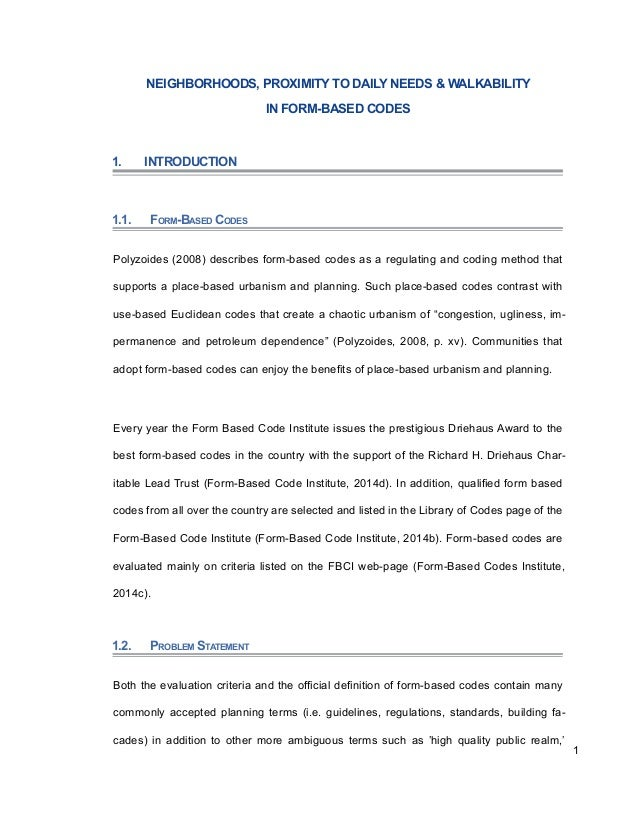 2014 12 19_Thesis Form-Based Codes Evan