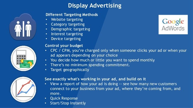 Remarketing / Retargeting What are the benefits? Continue the conversation: with a well-defined marketing plan, communicat...
