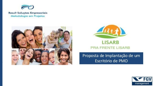 21/ago/2014 Proposta de Implantação de um Escritório de PMO