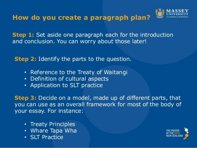 treaty of waitangi essay questions Te tiriti o waitangi the treaty of waitangi  essay writing whakaputanga o te  formulated questions to discuss with other students and the tutor.