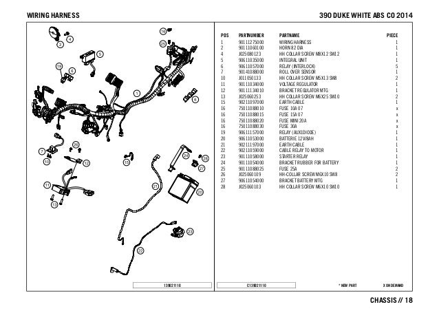 ktm rc 390 wiring diagram wiring diagram for you