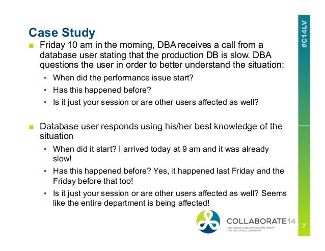 oracle database performance tuning case study This white paper describes how business intelligence developers can apply query and processing performance-tuning  oracle database  case study on building a .