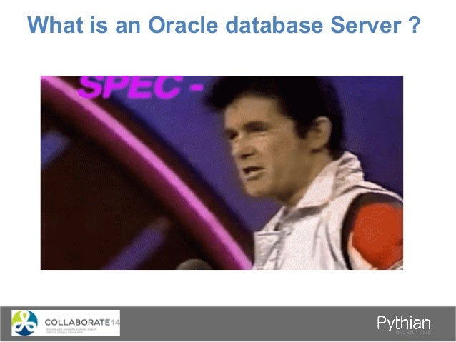 What is an Oracle database Server ?
