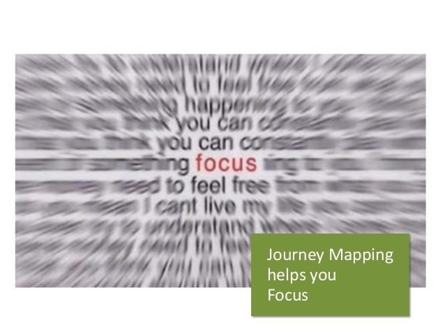 Journey Mapping  helpsyou  Focus