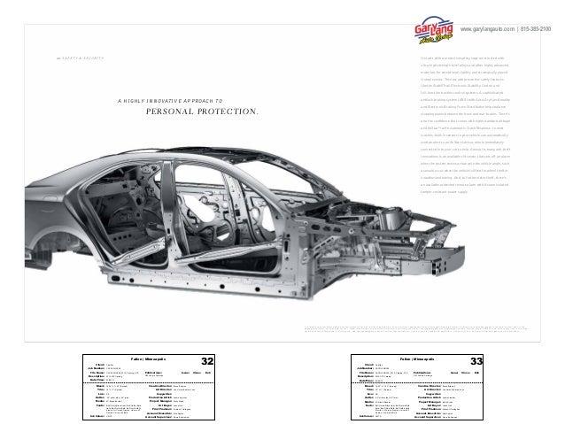 2014 Cadillac ATS Brochure